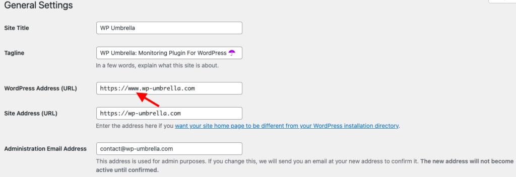 troubleshooting login issue in WordPress