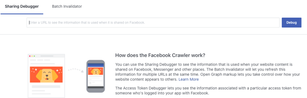 facebook crawler